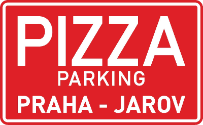 pizza parking logo