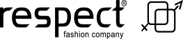 respect fashion logo